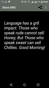 Share SMS (Quotes,Jokes,Greetings) screenshot 5