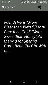 Share SMS (Quotes,Jokes,Greetings) screenshot 6