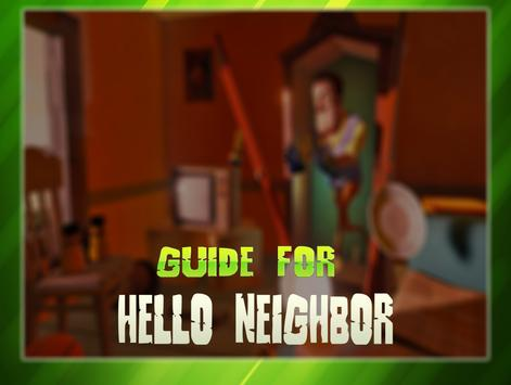 tips for Hello Neighbour screenshot 1