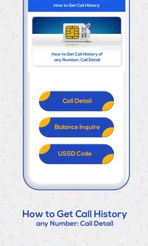 How to Get Call History of Others : Call Detail screenshot 8
