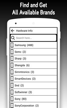 Phone Info - Hardware Details apk screenshot