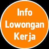 Info Lowongan Kerja icon