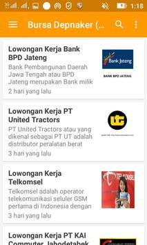 Info Lowongan Kerja screenshot 1
