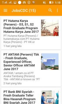 Info Lowongan Kerja screenshot 2