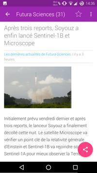 Info Sciences apk screenshot