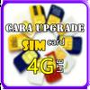 Cara Upgrade 4G Semua Operator icon