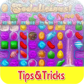 Guide for Candy Crush Soda icon