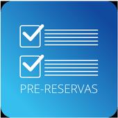 Pre-reservas Infotactile icon