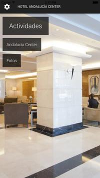 Hotel Andalucía Center poster