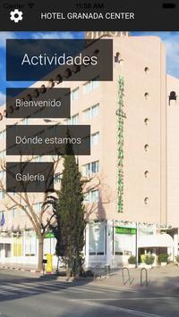 Hotel Granada Center poster