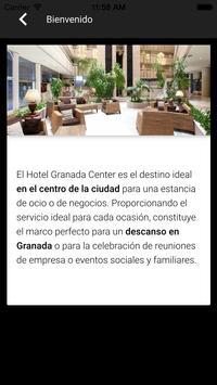 Hotel Granada Center apk screenshot