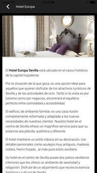 Hotel Europa Sevilla screenshot 1