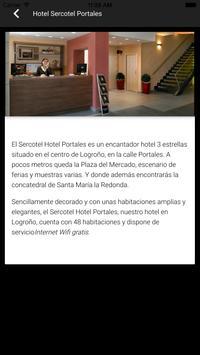 Hotel Sercotel Portales apk screenshot