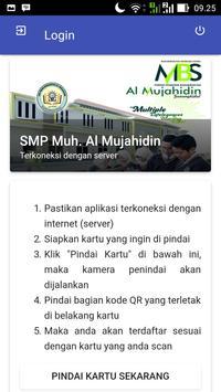 SMP Al Mujahidin Wonosari poster