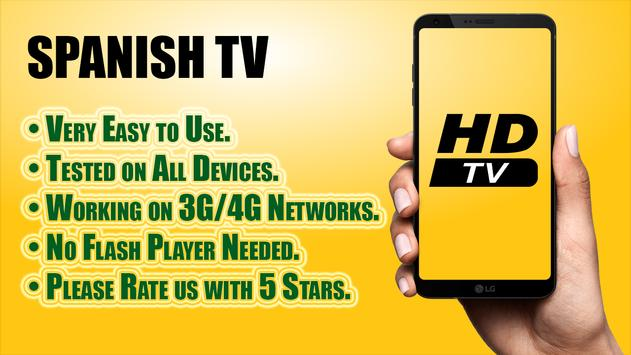 Spanish TV Channels HD for Android - APK Download