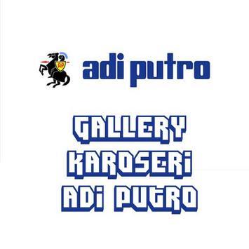 Wallpaper Karoseri Adi Putro poster