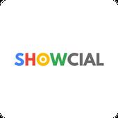 Showcial icon