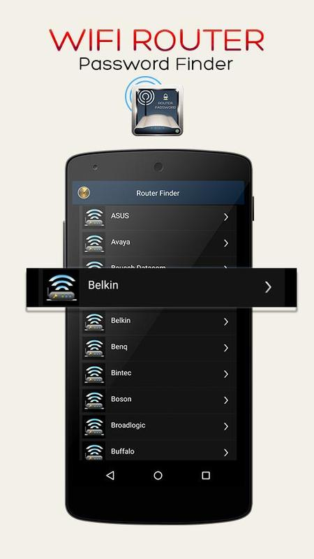 Free Wifi Password Router Key for Android - APK Download