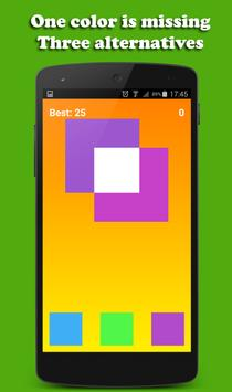 What's the color? apk screenshot