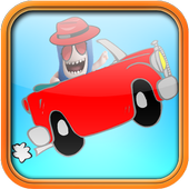 Oddbod Car Kids icon