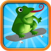 Jump With The Frog Kids icon