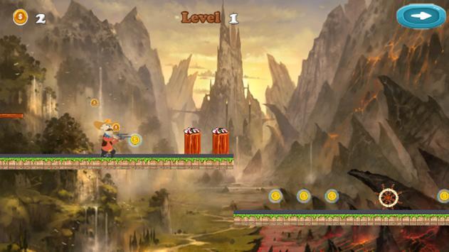 Timun Zombie Masa Saga screenshot 2