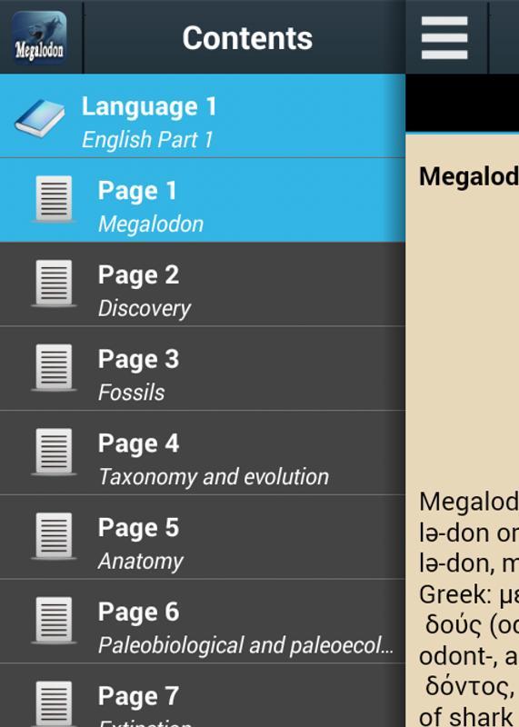 Megalodon Ebook 安卓APK下载,Megalodon Ebook 官方版APK下载 - APKPure应用市场
