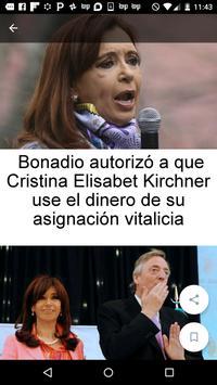 Infobae Argentina apk screenshot