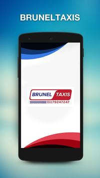 Brunel Taxis poster