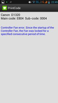 Printer / MFP Error Codes for Android - APK Download