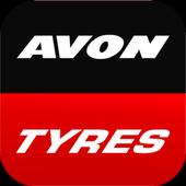 Avon Tyres App icon