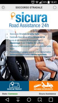 Sicura Assistance poster