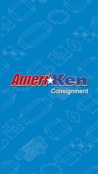 AmeriKen Consignment poster