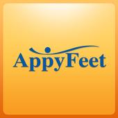 AppyFeet ícone