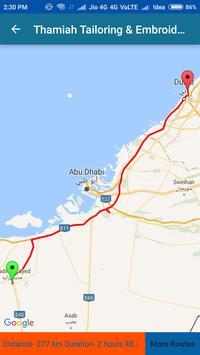 Dubai Commercial Directory apk screenshot
