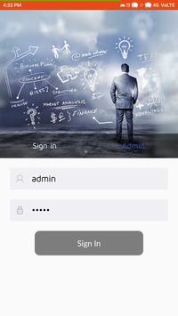 Employee Attendance System poster