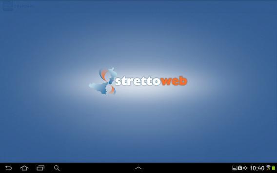 StrettoWeb apk screenshot