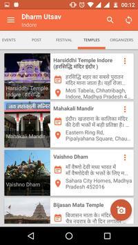 Social Events App -Dharm Utsav apk screenshot