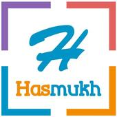 Hasmukh App : Share Chat & Fun icon