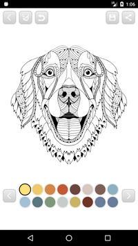 Coloring Book for Adults Anti-Stress apk screenshot