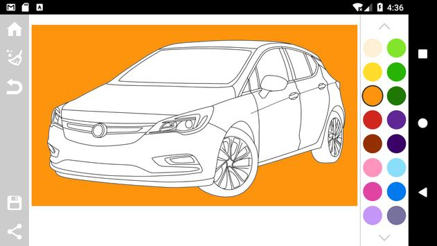 German Cars Coloring Book for Android - APK Download