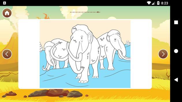 Best Dinosaur Coloring Book Screenshot 9