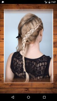 Easy Hairstyles step by step screenshot 5