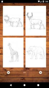 How To Draw Animals screenshot 6