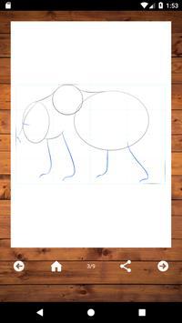 How To Draw Animals screenshot 1
