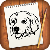 How To Draw Dogs icon
