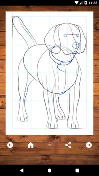How To Draw Dogs screenshot 4