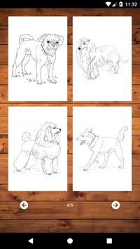 How To Draw Dogs screenshot 7