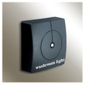 Automatic washroom light icon