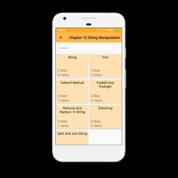 .Net  Framework Programming apk screenshot